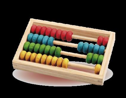 Časová os - predškoláci hračka