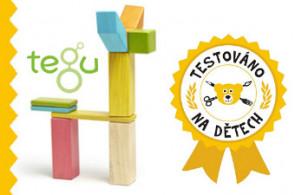 Tegu - otestováno na dětech!