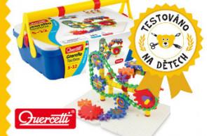 Stavebnice Georello Toolbox  - otestováno na dětech!