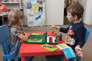Tipy na hry pro nejmenší děti od 2 do 4 let