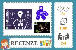 RECENZE: Skeleton - DJECO