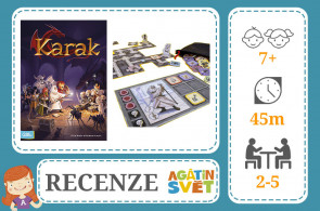 RECENZE: Karak - ALBI