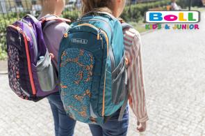 Školský batoh BOLL rastie s dieťaťom