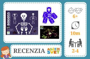 RECENZIA: Skeleton – DJECO