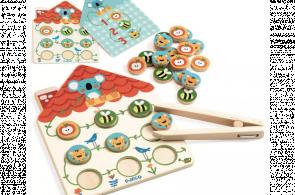 Djeco: Kreatívne tvorenie, motorická hra a lopty