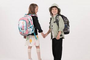 Topgal 2021: Školní batohy nejen pro prvňáčky