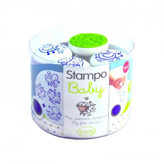 Dětská razítka StampoBaby - Domácí zvířátka