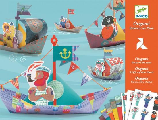 Origami - lodičky