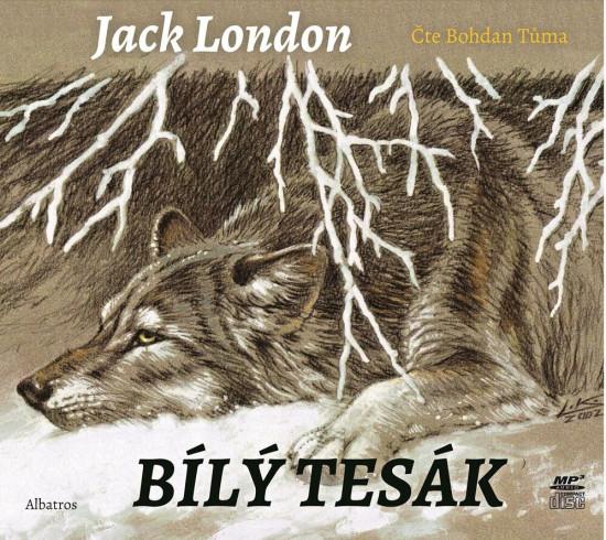 Bílý tesák - audiokniha na CD