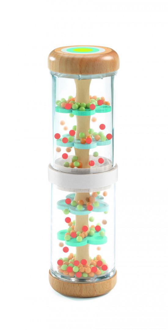 Dešťové korálky - chrastítko