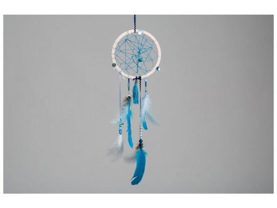 Pikle - Lapač snů (modrá + bílá)