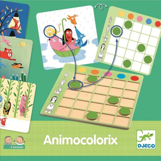 Animocolorix – učíme sa farby