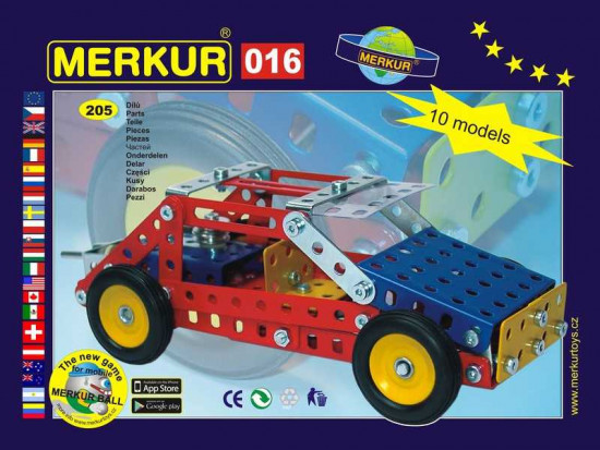 Merkur - Buggy - 205 ks