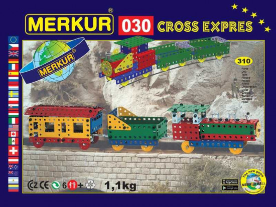 Merkur - Cross Expres - 310 ks