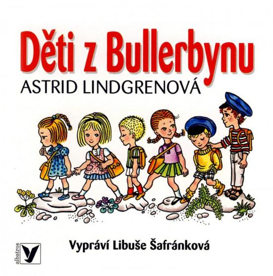 Děti z Bullerbynu - audiokniha na CD