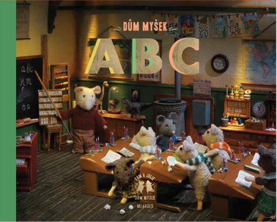 Dům myšek ABC