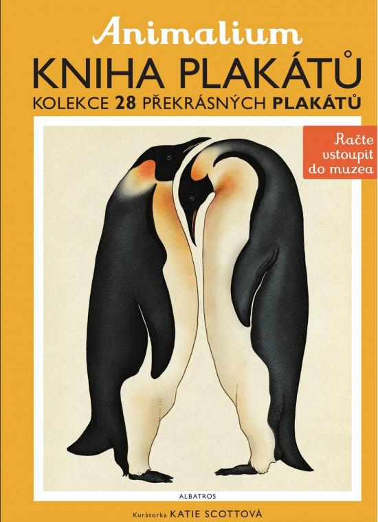 Animalium - kniha plakátů