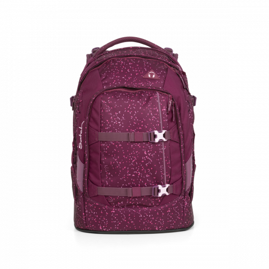 Studentský batoh Ergobag Satch - Berry Bash