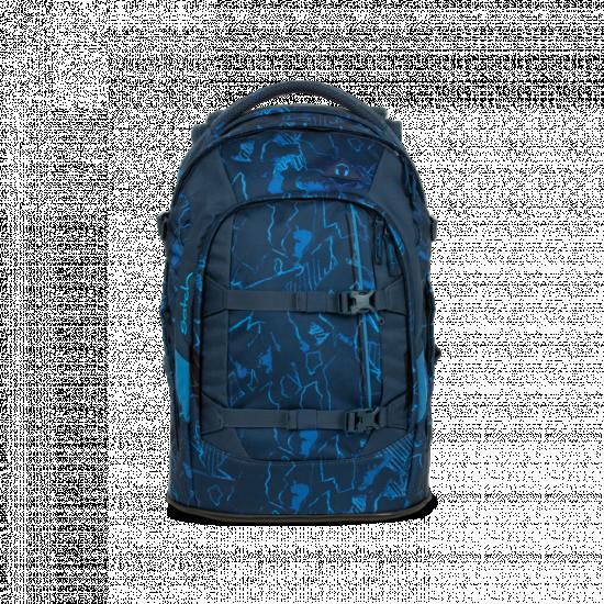 Studentský batoh Ergobag Satch - Blue Compass