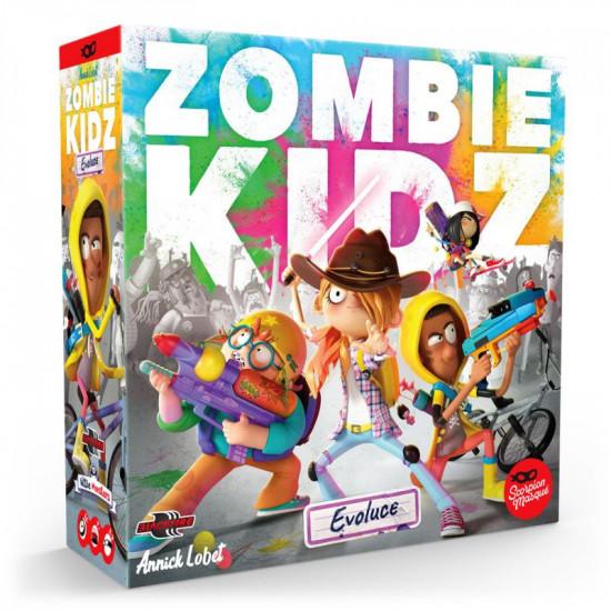 Zombie Kidz: Evolúcia