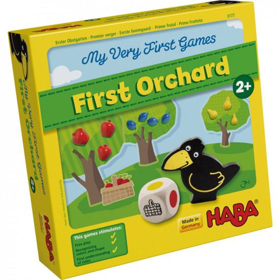 Ovocný sad – moja prvá hra