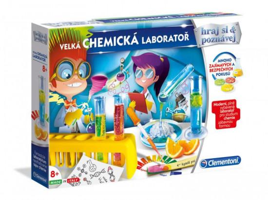 Detské laboratórium – Malý chemik