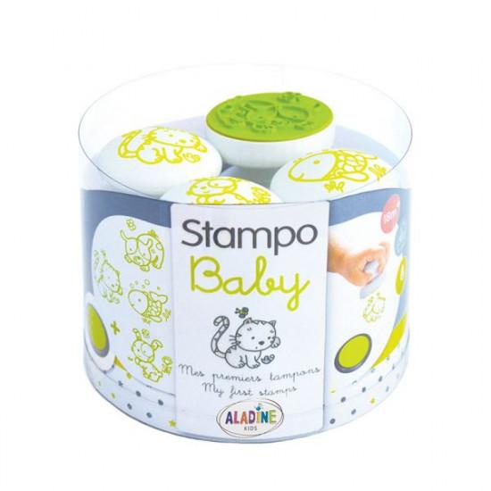 Detské pečiatky StampoBaby – Domáci maznáčikovia
