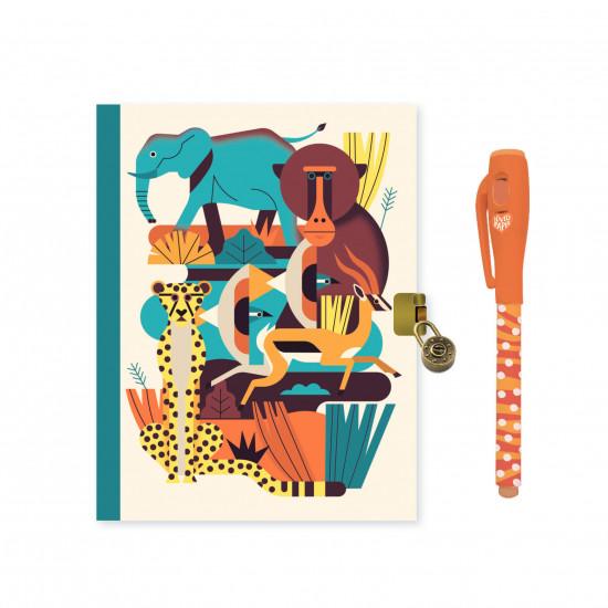 Holčičí deník s magickým perem - Oana
