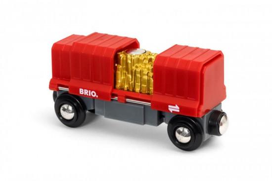 Brio - Hrací set náklad zlata