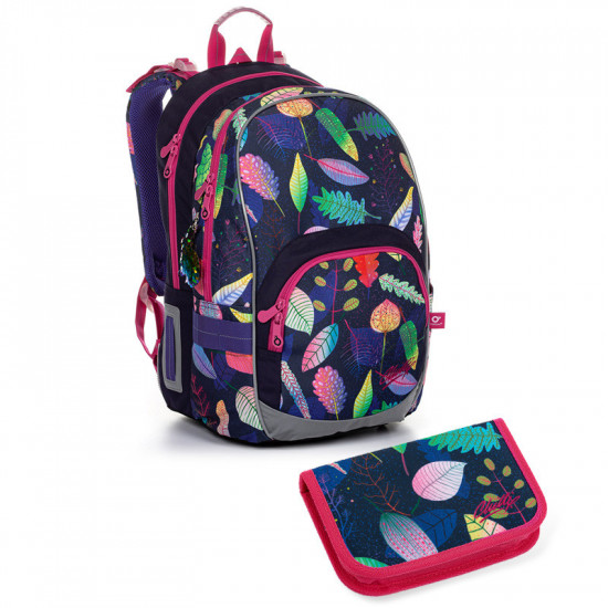 Školní batoh a penál Topgal KIMI 20010 G