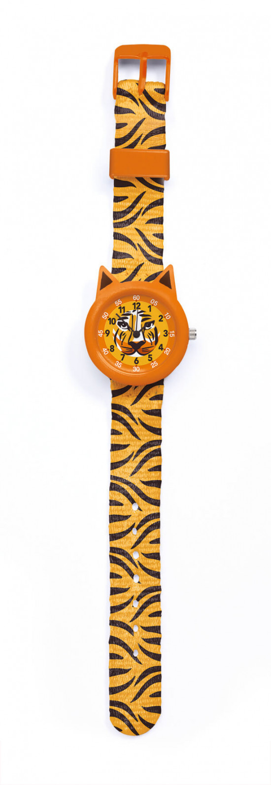 Detské hodinky s tigrom