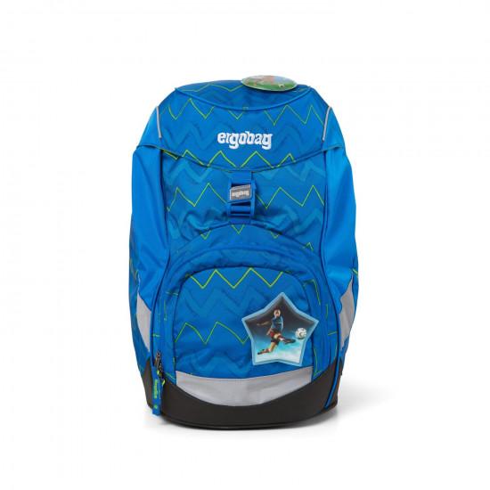 Školní batoh Ergobag prime – Modrý zig zag 2020