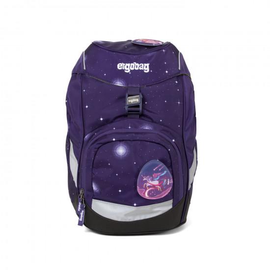 Školský batoh Ergobag prime – Galaxy fialový 2021