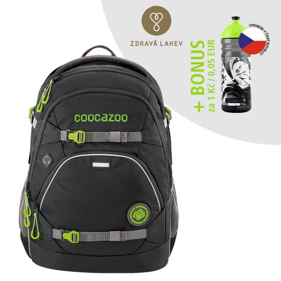 Školský batoh Coocazoo ScaleRale, Watchman + zdravá fľaša za 0,05 EUR