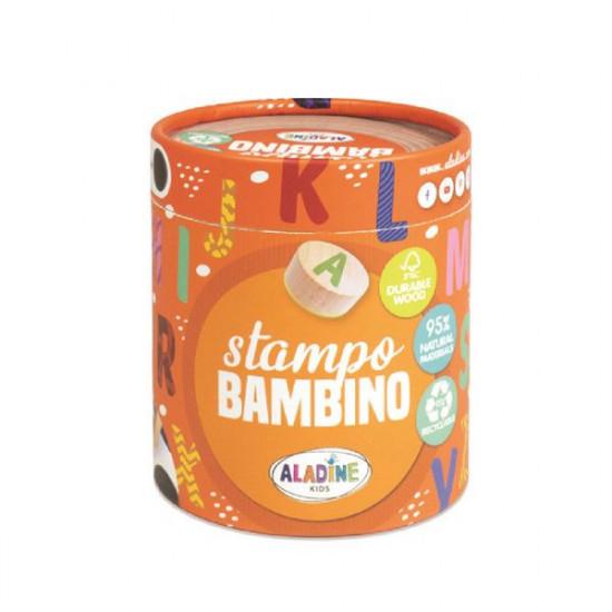 Stampo BAMBINO – Abeceda