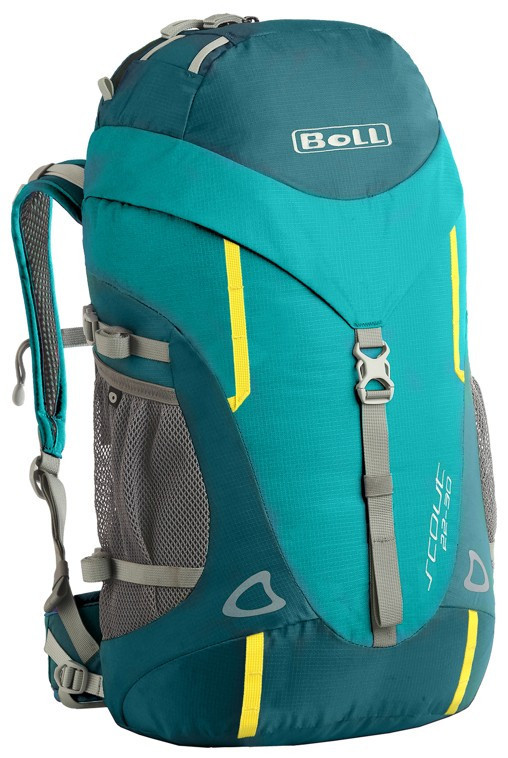 Dětský turistický batoh BOLL Scout 22-30 l - turquoise