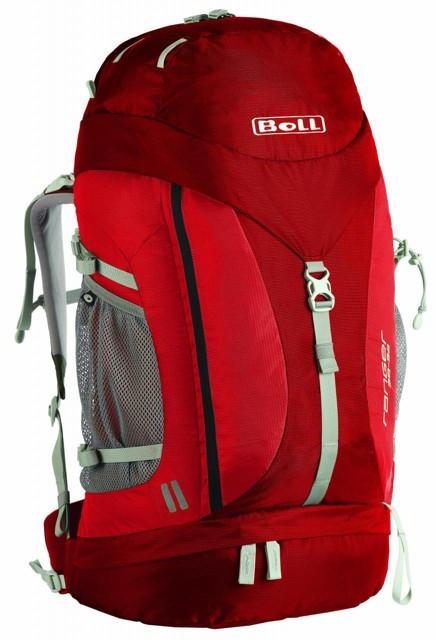 Dětský trekingový batoh BOLL Ranger 38-52 l - truered