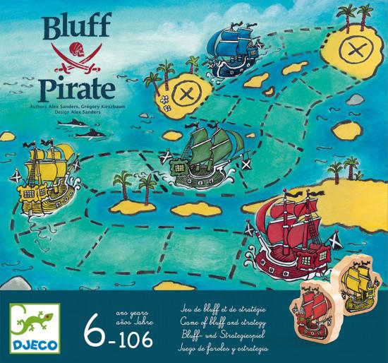 Blafuj, piráte!