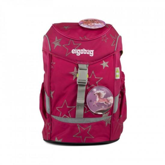 Detský batoh Ergobag mini - ružový