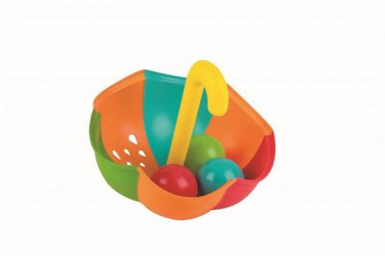 Deštník s míčky - hračka do vody