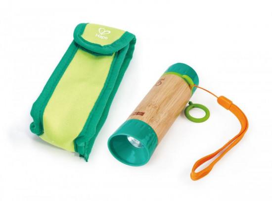 Bamboo - baterka na ruční pohon