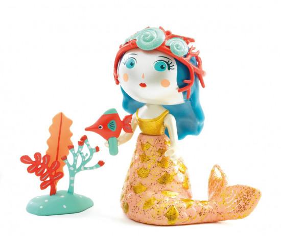 Arty Toys - Princezna Aby a rybka Blue