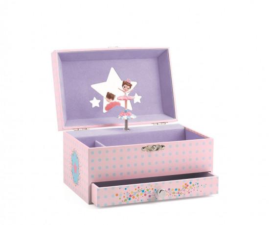 Hrací skříňka - Baletka