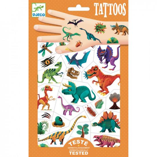Tetovanie - Dino