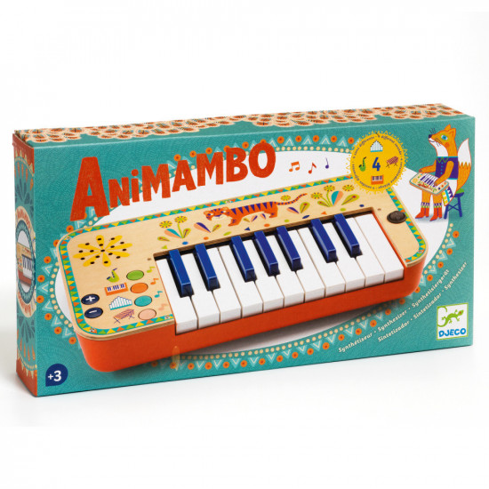 Detský syntetizátor - Animambo