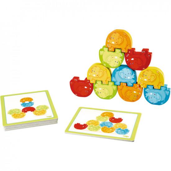 Balančná hra - slony