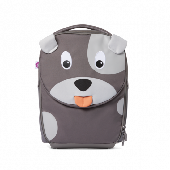 Affenzahn dětský cestovní kufřík - Pejsek David