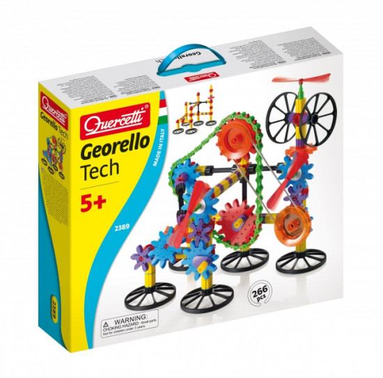 Georello 3D Gear Tech 266 dílů