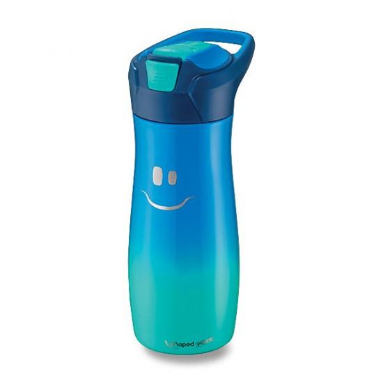 Fľaša na nápoje Maped Picnik Concept Kids - modrá, 0,58 l
