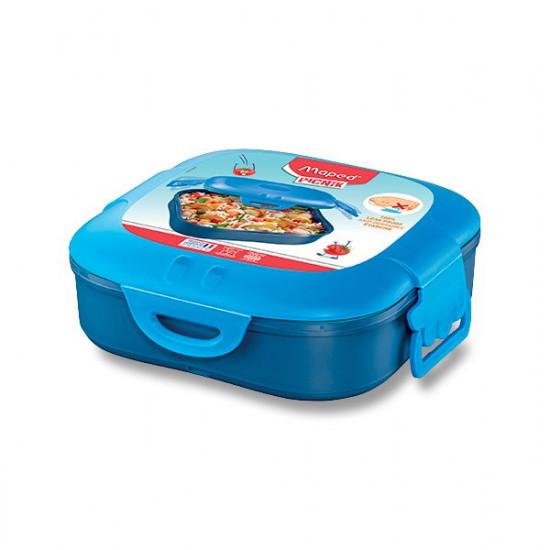 Svačinový box Maped Picnik Concept Kids modrý, 0,74 l
